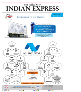 12 March 2015, Indian Express