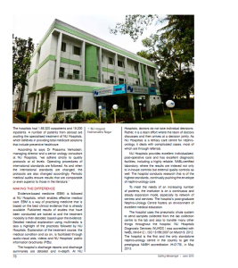 Safety Messenger, Vol 1 Issue 9, June 2015