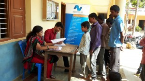 As part of World Kidney Camp - Free Camp for children at Avathi Village near NU West Approx 150 children will be screened