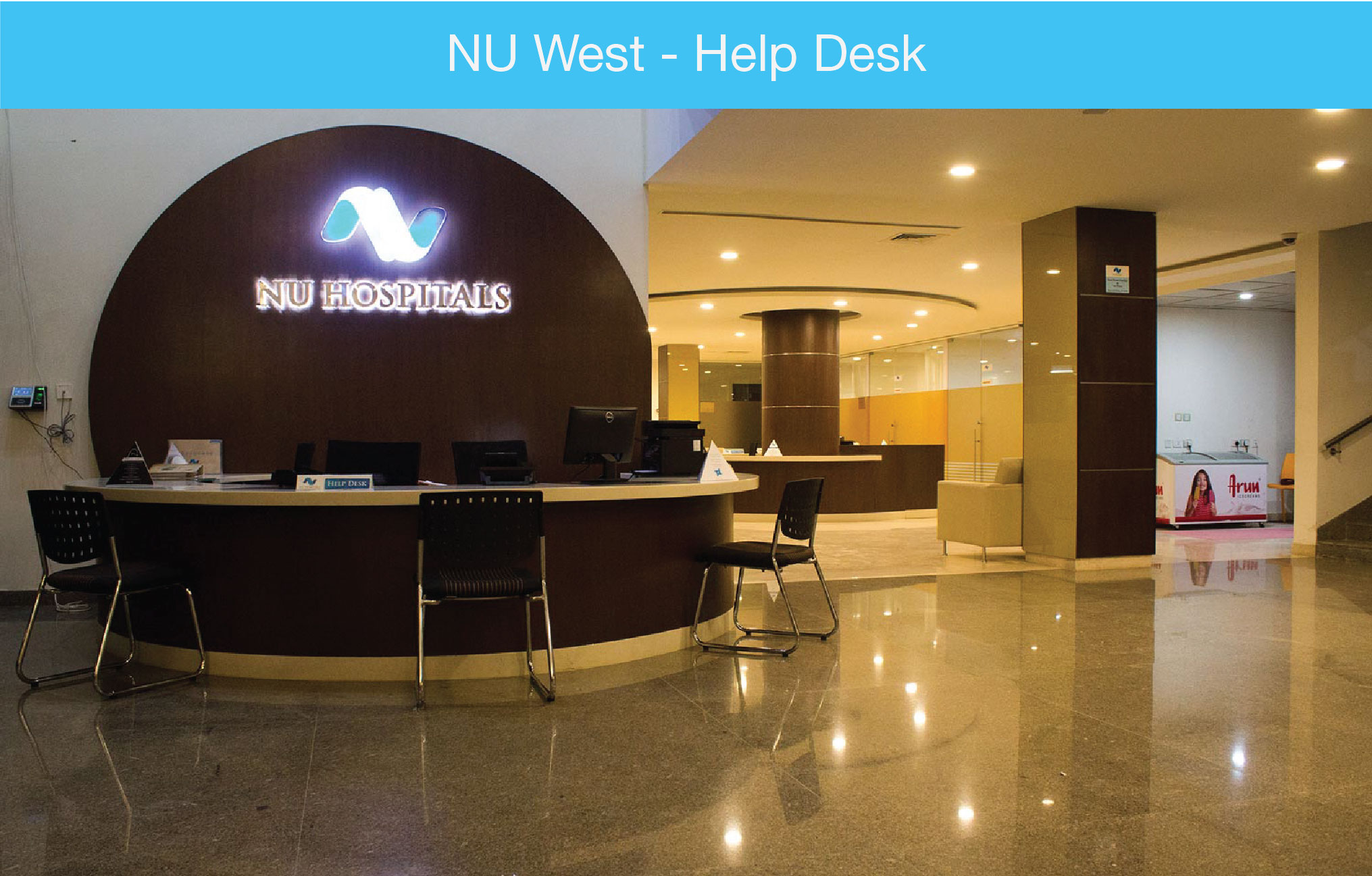 Nu West Gallery Nephro Uro And Infertility Hospital Nu