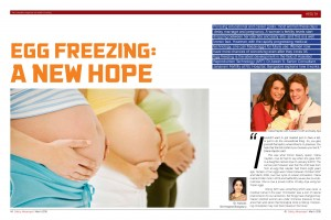 "Dr.Ashwini's article in ""Safety Messenger Magazine"""