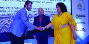 HealthCare Excellence Award2016