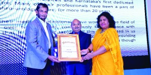 HealthCare Excellence Award 2016