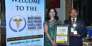 National Healthcare Excellence Awards, 2016