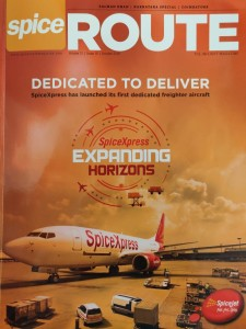 "NU Hospitals, Bengaluru - is featured on the ""Spice Route"" - Official In-flight Magazine of Spice Jet Airlines - October 2018 edition."