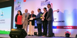 NU Hospitals Bengaluru gets a Special Jury Mention in the Renal Sciences Category