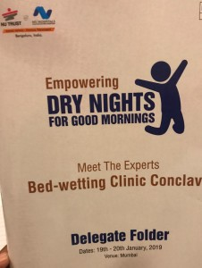Bedwetting Clinic Conclave9