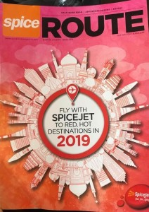SpiceJet Inflight Magazine January 2019 1